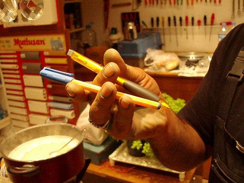 14. Chop stick