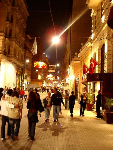 45. Night in Taksim