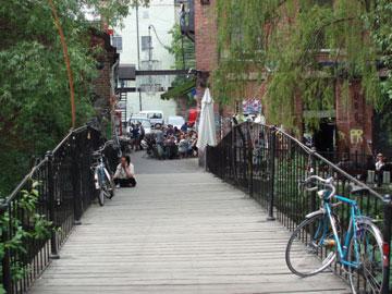 24-02. the bridge in June