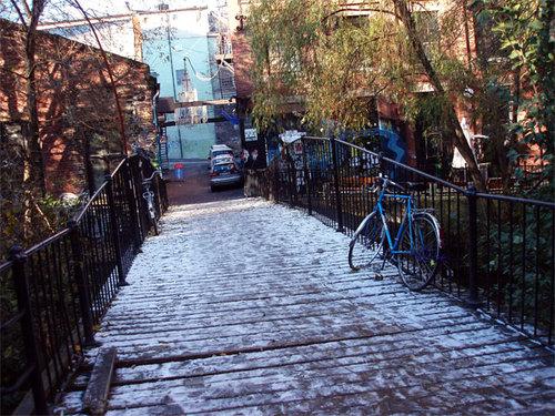 24-03. The bridge in October